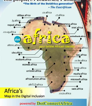 The Mpesa appeal with .africa gTLD for the unbanked!