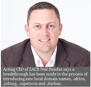 """""""Not so fast Jack""""  Says DotConnectAfrica to .africa delegation"""
