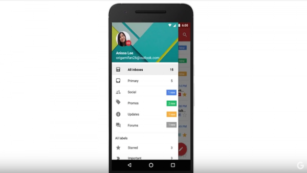 Gmailify: Experiencing Gmail Features Without A Gmail Address
