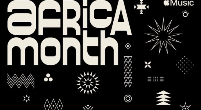 Apple Music launches Africa Month in celebration of Talent